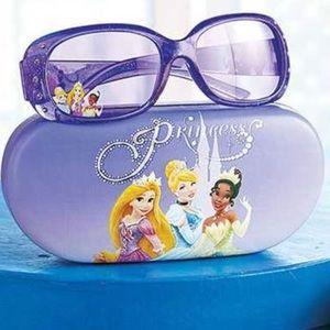 NWT! Disney Princesses Sunglasses and Case Set